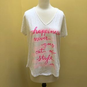 """NWT Lilly Pulitzer """"colie"""" top size M"""
